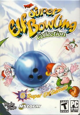 Super Elf Bowling Collection - Mumbo Jumbo - Win 98-xp