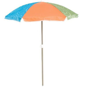 NEW STEP2 40 INCH SWIRL UMBRELLA