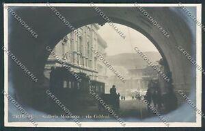 Trieste Tram Foto cartolina C2895 SZG - Italia - L'oggetto può essere restituito. - Italia