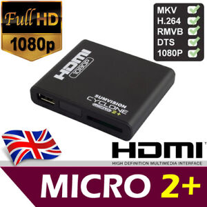 Sumvision-Cyclone-Micro-2-Multi-Media-Player-RM-MKV-HD