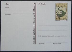Postkarte Smaragdeidechse, postfrisch ** - <span itemprop=availableAtOrFrom>Wien, Österreich</span> - Postkarte Smaragdeidechse, postfrisch ** - Wien, Österreich