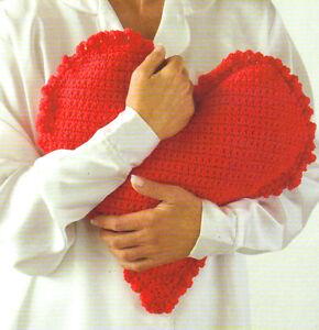 Free crochet heart patterns, red heart yarn patterns