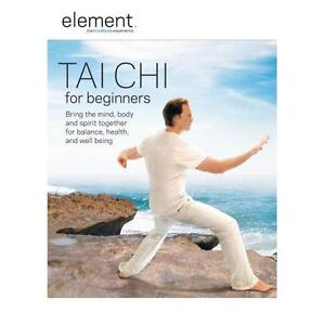 Element: Tai Chi for Beginners New DVD! Ships Fast!