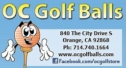 OC Golf Balls