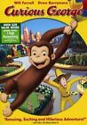 Curious George (DVD, 2006, Full Frame)