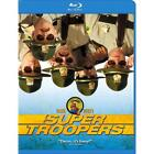 Comedy Super Troopers Blu-ray Discs