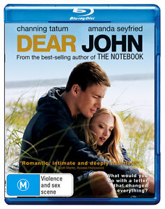 Dear John (Blu-ray, 2010) - New/Sealed