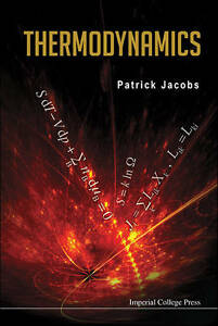 THERMODYNAMICS, New, JACOBS PATRICK Book