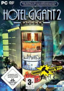 Hotel Gigant 2 (PC, 2008, DVD-Box) - Düren , Deutschland - Hotel Gigant 2 (PC, 2008, DVD-Box) - Düren , Deutschland