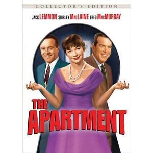 The-Apartment-Collectors-Edition-Jack-Lemmon-Shirley-MacLaine-new-DVD