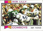 Topps Original Football Trading Cards Bob Lilly