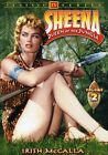 Sheena Queen Of The Jungle - Vol. 2 (DVD, 2007) (DVD, 2007)