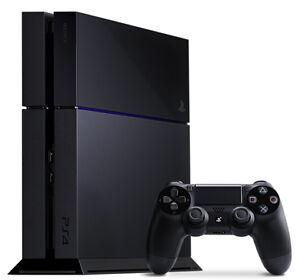 Console Sony PlayStation 4 (Dernier Modèle)- 500 GB Noir Jet - France - État : Neuf : autre (voir les détails): Objet neuf n'ayant jamais servi, sans aucune marque d'usure. L'emballage d'origine peut tre manquant ou la bote de l'objet peut avoir été ouverte et non rescellée. objet neuf n'ayant jamais servi, avec - France