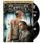 The Great Gatsby (DVD, 2013, 2-Disc Set, Special Edition; Includes Digital Copy; UltraViolet)