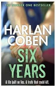 Coben, Harlan, Six Years, Very Good Book