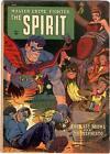 Spirit Fiction House Golden Age Superhero Comics