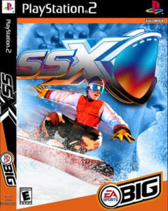 SSX PS2 Playstation 2