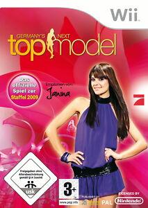 Germany`s next Topmodel Staffel 2009 für Wii
