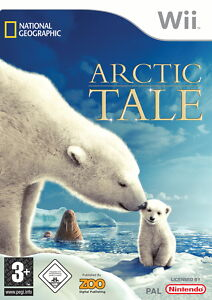 Arctic Tale (Nintendo Wii, 2008) ohne Anleitung