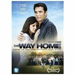 THE WAY HOME (DVD) New, Free shipping