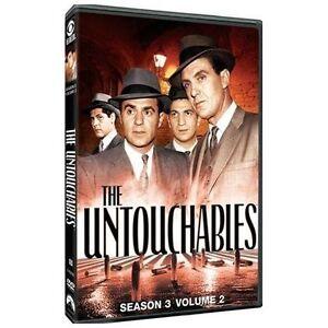 The-Untouchables-3rd-Third-Season-3-Vol-2-NEW-DVD