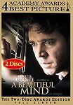 A Beautiful Mind (DVD, 2002, 2-Disc Set,...