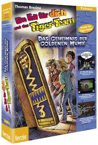 """PC-Spiel: Ein Fall für dich und das Tiger-Team """"Das Geheimnis der goldenen Mumie"""