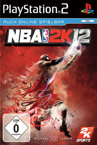 NBA 2k12 für PS2,Playstation 2