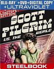 Scott Pilgrim Vs. the World (Blu-ray/DVD, 2013, 2-Disc Set, Includes Digital Copy; UltraViolet)