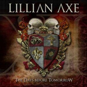 Lillian Axe - XI CD (The Days Before Tomorrow, 2012)