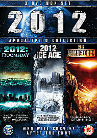 2012 - APOCALYPTIC COLLECTION NEW REGION 2 DVD