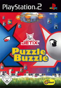 JETIX - Puzzle Buzzle (PS2 Playstation 2)