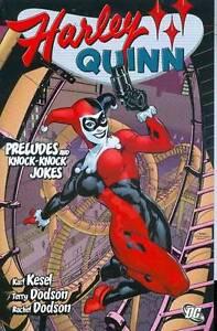 USED (GD) Harley Quinn: Preludes and Knock Knock Jokes SC by Karl Kesel