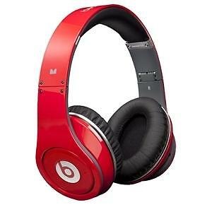 Monster-Beats-by-Dr-Dre-Studio-Wireless-Red-Over-the-Head-Headphones
