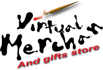 Virtual Merchan and Gifts Store