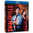Smallville - The Complete Eighth Season (Blu-ray Disc, 2009, 4-Disc Set)