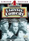 Classic Comedy: 4 Movie Box Set (DVD, 2004, 2-Disc Set)