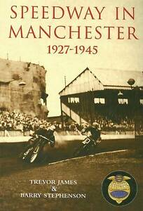 James-Speedway In Manchester 1927-1945  BOOK NEW