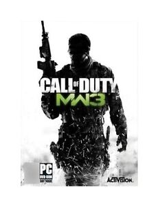 Call of Duty: Modern Warfare 3 (PC, 2011...