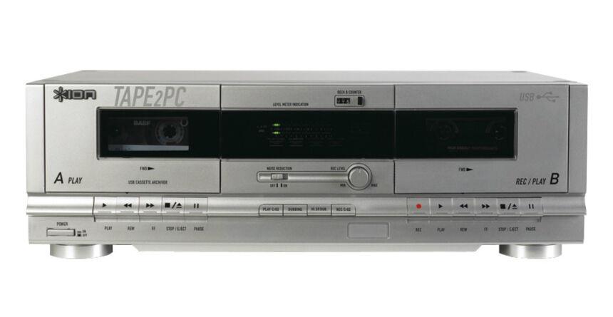 b Stereoanlagen mit Kassettendeck und Tonbandaufnahme /b