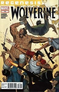 Wolverine #18 (January 2012, Marvel)