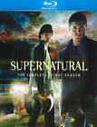 Supernatural: The Complete First Season (Blu-ray Disc, 2010, 4-Disc Set)