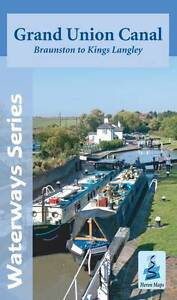 Grand-Union-Canal-Braunston-to-Kings-Langley-by-Phoenix-Maps-Sheet-map