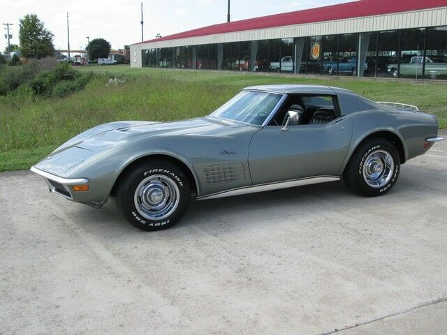 Used Cars Bowling Green Ky >> 1971 Steel Cities Gray Chevy Corvette Coupe - Used Chevrolet Corvette for sale in Bowling Green ...