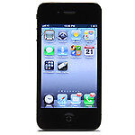 Apple  iPhone 4 - 32GB - Black Smartphon...