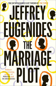 The Marriage Plot,Eugenides, Jeffrey,New Condition