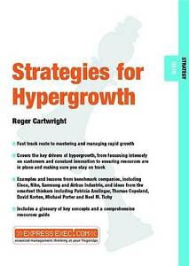 GoodStategies for Hypergrowth Express Exec PaperbackCartwright Roger18 - Ammanford, United Kingdom - Contact me in the first instance if dissatisfied with your purchase. Most purchases from business sellers are protected by the Consumer Contract Regulations 2013 which give you the right to cancel the purchase within 14 days af - Ammanford, United Kingdom