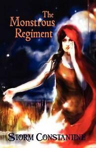 The Monstrous Regiment (Artemis Cycle) by Constantine, Storm