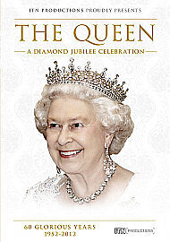 The Queen A Diamond Jubilee Celebration DVD NEW SEALED - Rochdale, United Kingdom - The Queen A Diamond Jubilee Celebration DVD NEW SEALED - Rochdale, United Kingdom