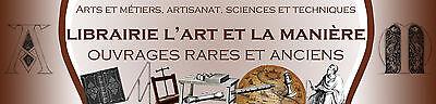 Librairie L'Art et la Manière